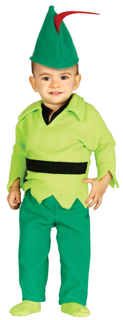Baby Robin Hood Fancy Dress Costume. Image 1  sc 1 st  Fancy Me Limited & Baby Robin Hood Fancy Dress Costume