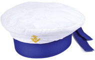 Boys  Sailor Fancy Dress Hat