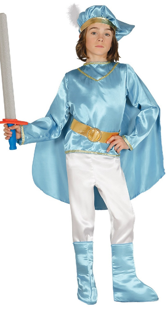 Fairy Tail Costumes For Boys & Boys Kids Crown Prince