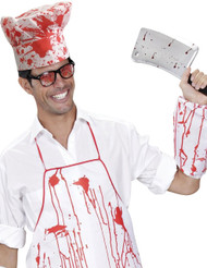Adult Bloody Butcher Fancy Dress Costume