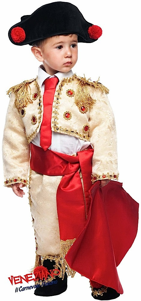 Click to view full size image; Image 2  sc 1 st  Fancy Me Limited & Boys Gold Matador Fancy Dress Costume - Fancy Me Limited