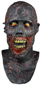 Adults Deluxe Charred Walker Fancy Dress Mask