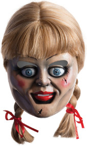 Adults Annabelle Fancy Dress Mask