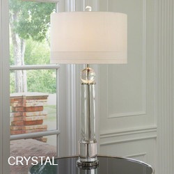 Crystal Table Lamps ...
