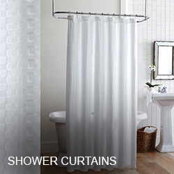 Brush Holders · Canisters · Shower Curtains ...
