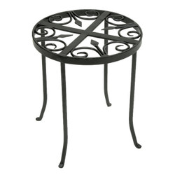 Round Trivet Plant Stand