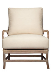 Ava Lounge Chair - Porcini