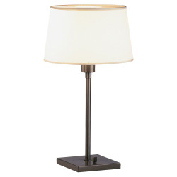 Real Simple Club Table Lamp - Dark Bronze Powder Coat