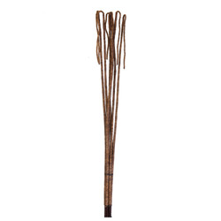 Rope Wrapped Hanging Willow - Set of 35