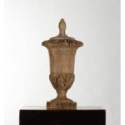 Wooden Urn Finial