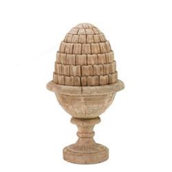 Lucus Wooden Urn