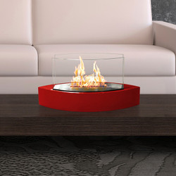 Anywhere Fireplace Lexington Fireplace- Red