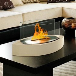 Anywhere Fireplace Lexington- Beige