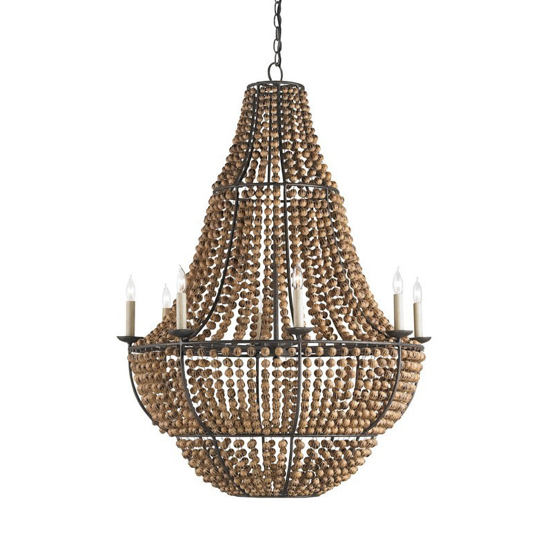 Currey Amp Company Falconwood Chandelier