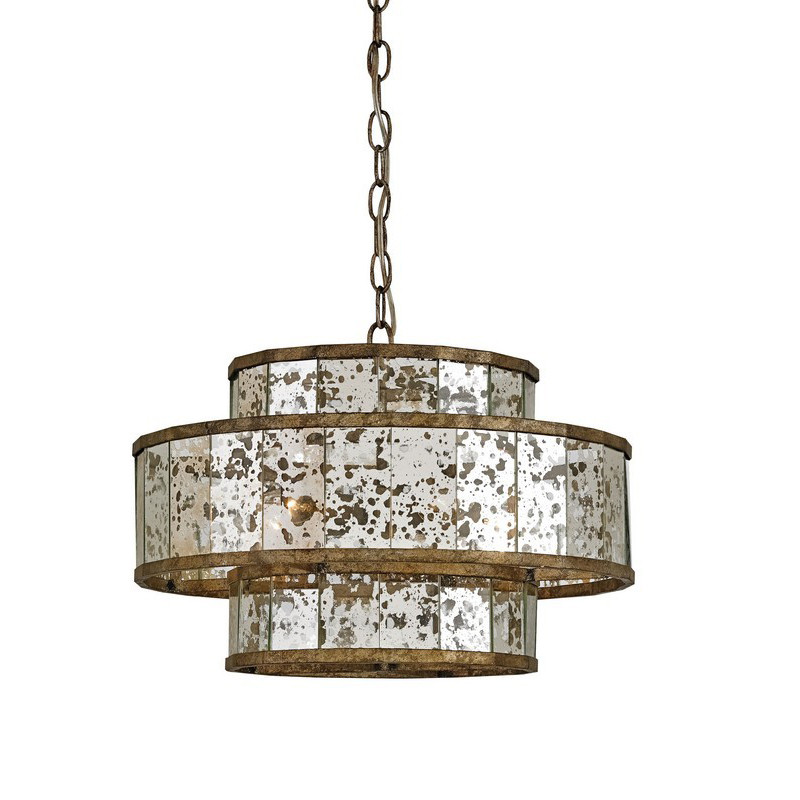 Currey Amp Company Fantine Chandelier Small