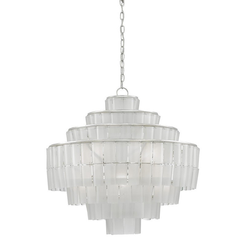 Currey And Company Vintner: Currey & Company Sommelier Blanc Chandelier