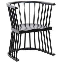 Bolah Chair - Hand Rubbed Black
