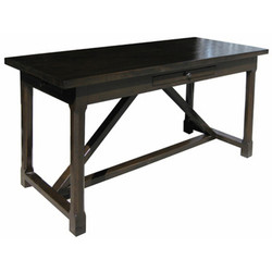 Sutton Desk - Distressed Brown