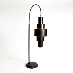Babylon Floor Lamp - Bronze