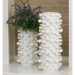 Molecule Vase - Matte White - Lg