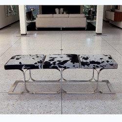 Airline Bench - Holstein