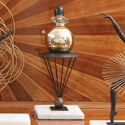 Bauhaus Sphere Man
