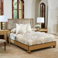 D'Oro Bed - King image