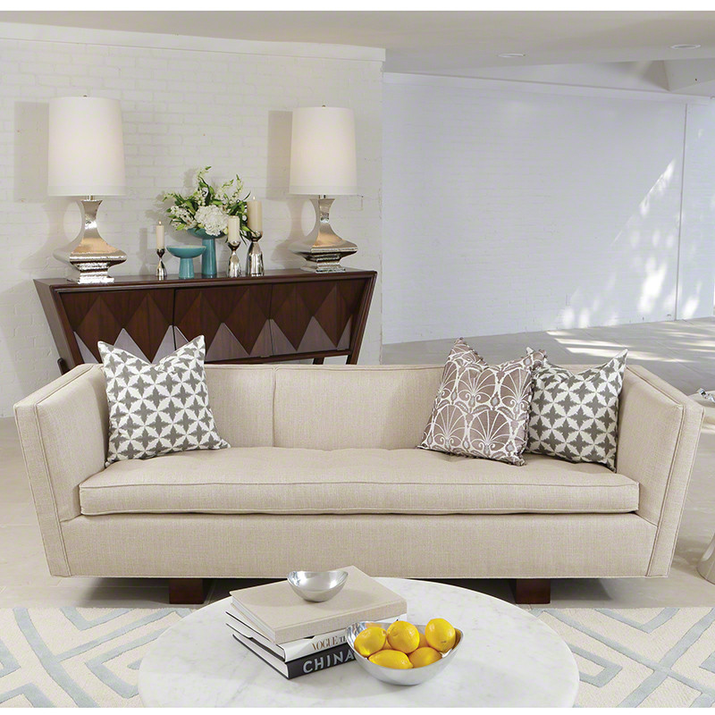 Global Views Gent Sofa Woven Windsor Interior Homescapes