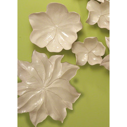 Magnolia Bowl - Ivory - Sm
