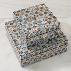 Mother of Pearl Box - Lg