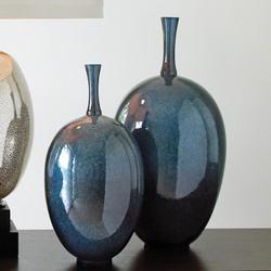 Ovoid Vase - Celestial - Lg