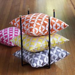 Pillow Fixture - Brass