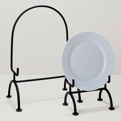 "Plate Stand - 8"" - 12"""