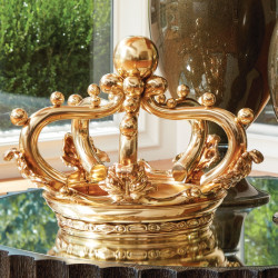 Regal Sculpture - Brass