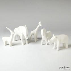 Rhino - Matte White