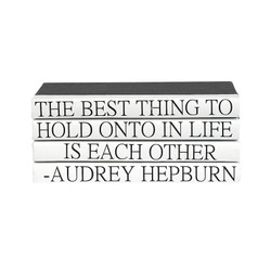 4 Vol Quotes - Audrey