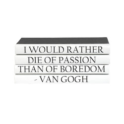 4 Vol Quotes - Vangogh