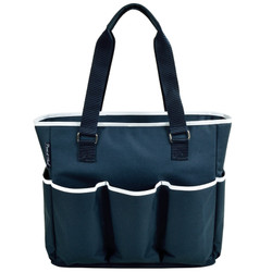 Extra Large Insulated Cooler Tote - Navy image 1