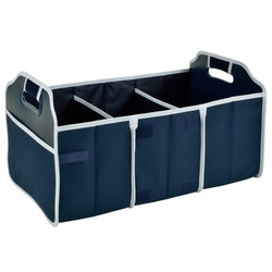 Collapsible Trunk Organizer - Navy image 1