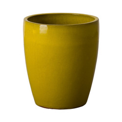 Bullet Planter - Mustard Yellow - Large