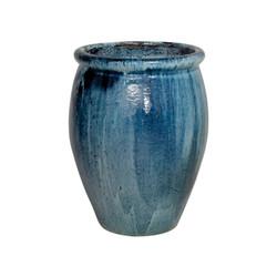 Lip Planter - Quin Blue - Medium
