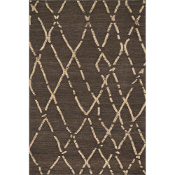 "Loloi Adler Rug  AW-02 Turkish Coffee - 3'-6"" x 5'-6"""