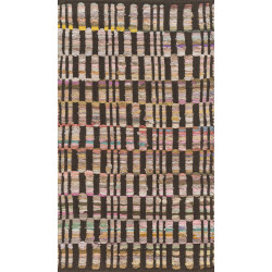"Loloi Aiden Rug  HAI01 Brown - 1'-8"" X 3'"