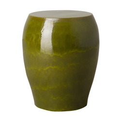 Seigi Garden Stool/Table - Green