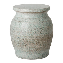 Large Koji Garden Stool/Table - Coastal Splash