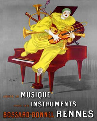 Art Classics Musique Instruments
