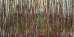 Art Classics Blue Birch Forest II