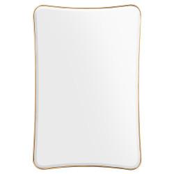 John Richard Moran Mirror in Gold