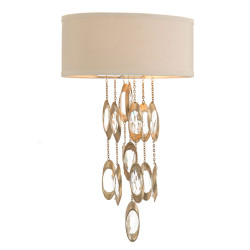 John Richard Counterpoint Two-Light Sconce - Small