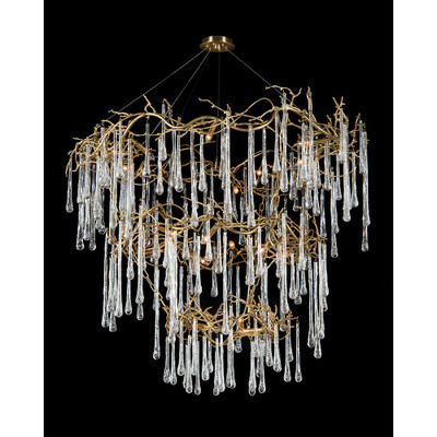 Richard branched crystal twenty light chandelier john richard branched crystal twenty light chandelier mozeypictures Image collections